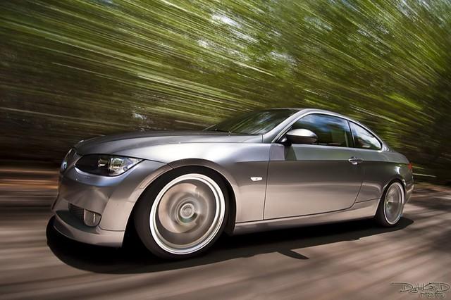 3 motion angel grey eyes nikon shot florida miami space south wheels d2x racing led rig bmw series autoracing m3 19 rolling 335 e92 335i