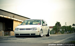 Chris Gee's Mk4 Golf (Jonathan_DeHate) Tags: