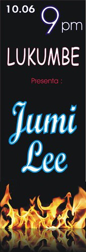 Jummi Lee - Lukumbe Lounge
