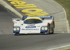 Porsche 956 - Brands Hatch 1000Kms 1985 (mendaman) Tags: al porsche hatch 1985 brands 956 holbert 1000kms