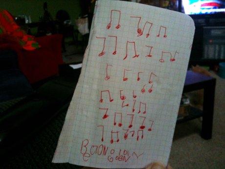 Music by Nolan