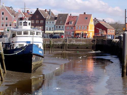 Husum Harbour par atelier Joly licence creative commons