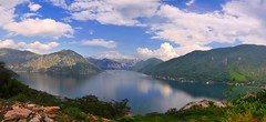 Unspoilt Bay of Kotor (oar_square) Tags: travel nature water reflections landscape fjord authentic montenegro cate unspoilt bayofkotor copenhaver mirrorser
