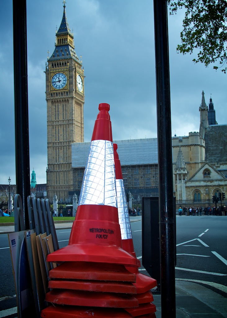 London Traffic Cones