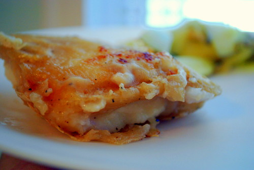 Beer-Battered Cod