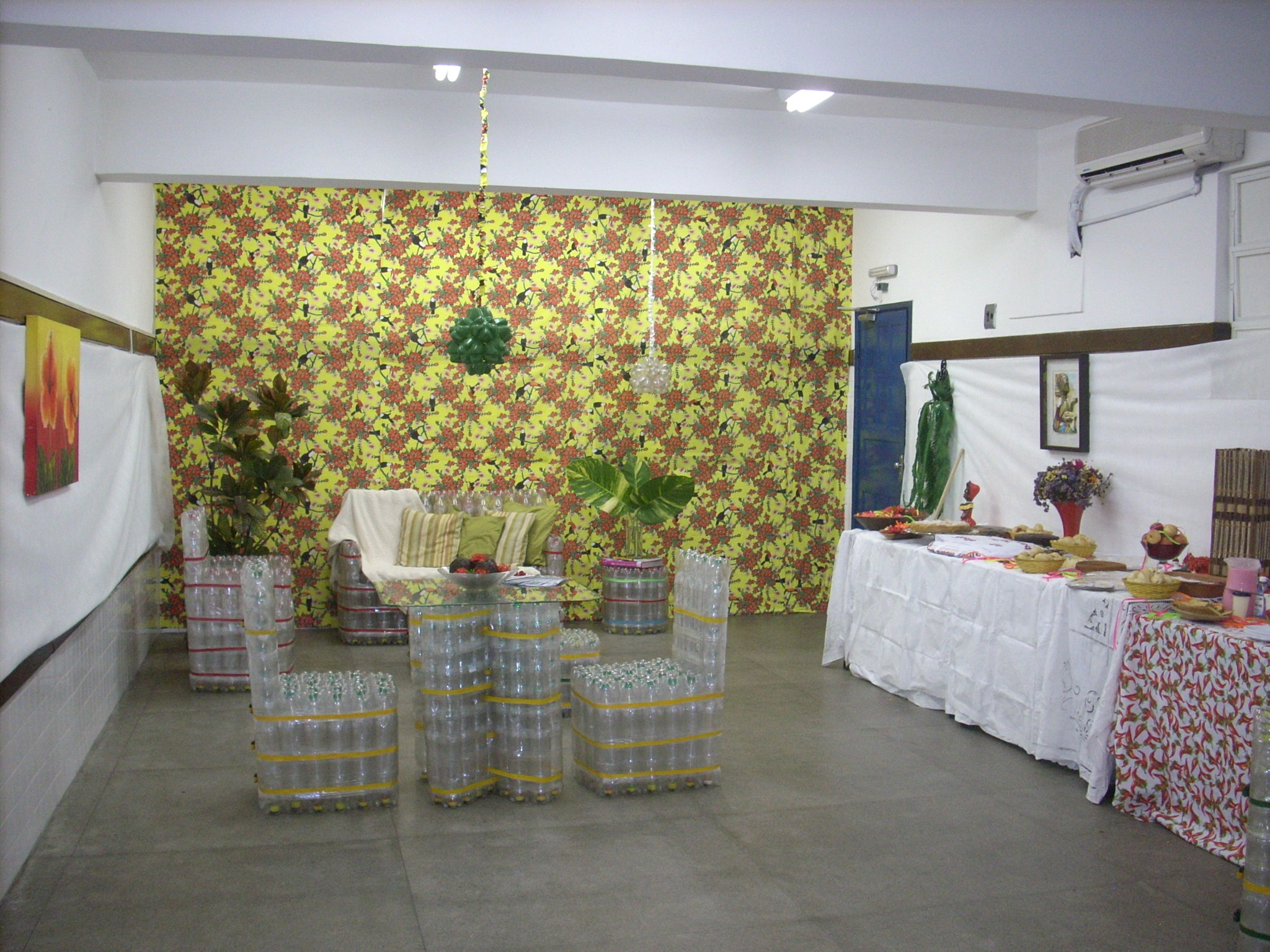 decoracao de interiores unifacs:de design de interiores da unifacs também elaboraram um ambiente
