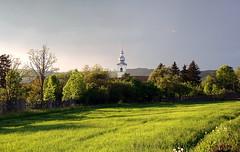 torony / tower (debreczeniemoke) Tags: tower church catholic transylvania torony templom erdly katolikus szentgyrgy cskszentgyrgy alcsk