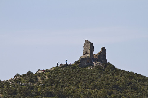 Tower of Capo d'Uomo #3