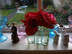 H brought me roses