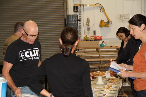 Clif Bar Iron Cupcake Throwdown 3