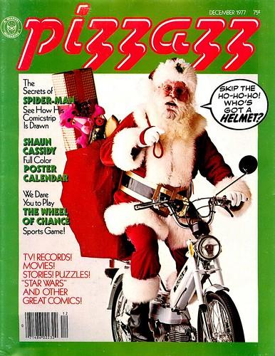 PIZZAZZ Magazine 1977