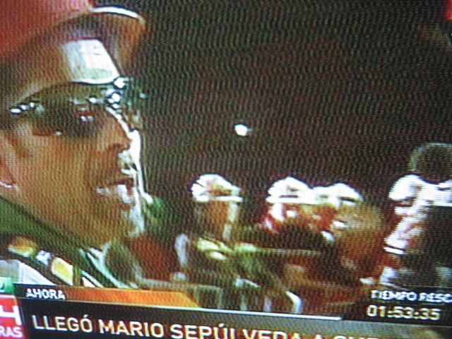 Foto Rescate de Mario Sepúlveda felicidad