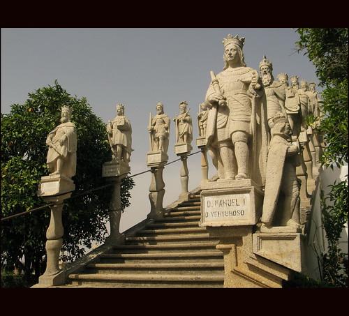 Castelo Branco - Jardim do paço