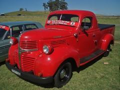 1946 Dodge utility (sv1ambo) Tags: classic creek sydney australian australia utility pickup ute dodge chrysler mopar eastern 2009 shannons 1946 raceway