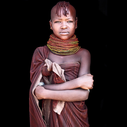 samburu girl / northern kenya