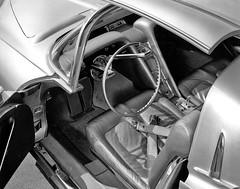 1956 ... Golden Rocket! (x-ray delta one) Tags: auto car vintage magazine advertising drive highway automobile gm suburban suburbia retro nostalgia americana 1956 populuxe housewife popularscience popularmechanics olsmobile goldenrocket