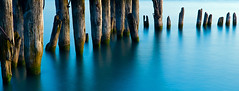 50 Point (Explored) (kirk white) Tags: longexposure blue white lake ontario canada water sunrise point landscape photography dawn pier nikon october mood scenic explore hour 50 winona frontpage kirk grimsby fifty d300 grips explored pillons 1755f28 natureshotsonflickr