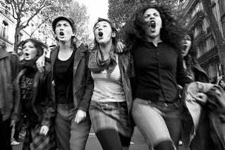 Shout, Paris