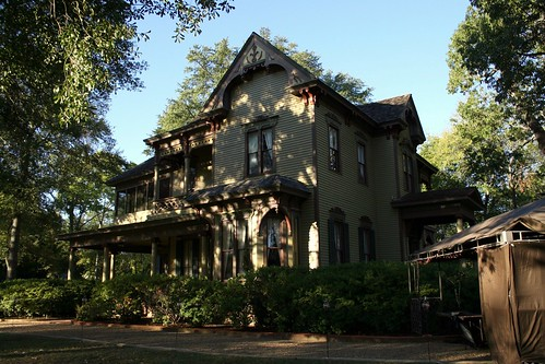 whitaker-mcclendon house