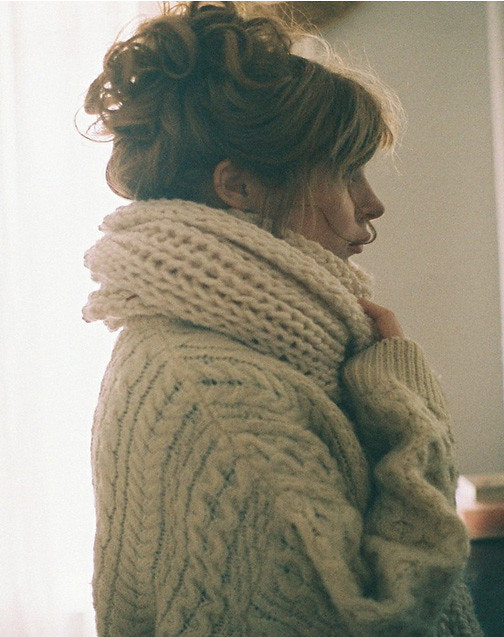 Chunky Sweater 1