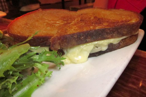 Grilled Cheese at Corkbar