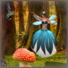 Little wings (Pixie Tungl) Tags: ci flickraward smexi ezura creativeinsanity rubystreasures nekofantasy pixstyle