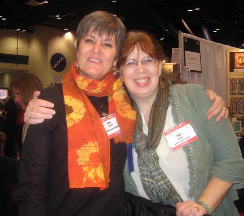 me and Jane Davila