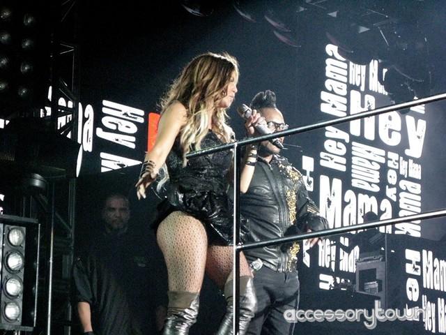 Black Eyed Peas in São Paulo
