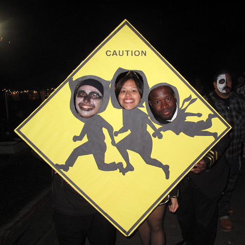 Border Crossing costume