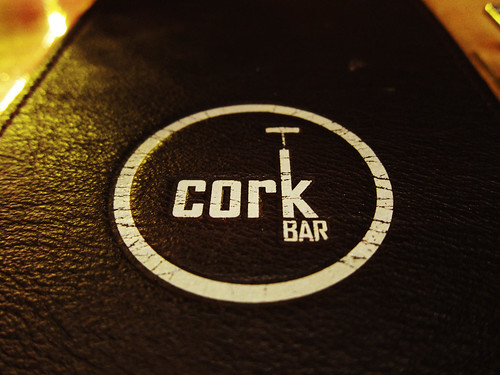 Media Dinner at Cork Bar