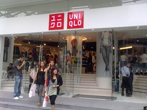 November UNIQLO Opening