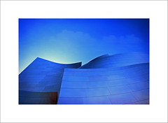Clouds... (Julian E...) Tags: blue texture architecture flow gehry bratanesque
