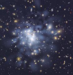 [フリー画像] 自然・風景, 天体・宇宙, 銀河・星雲, 201011150100