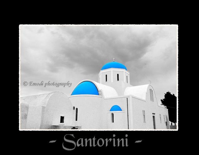 SANTORINI BLUES......