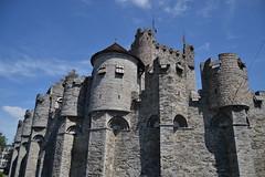 Gante (Bélgica) (littlecastle96) Tags: gante bélgica geografíahumana edificio monumento turismo building architecture arquitectura castillo castle heritage patrimonio belgium
