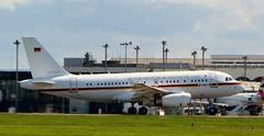 15+01  Airbus A.319-133CJ  c/n 3897 (John S Douglas) Tags: militaryjet