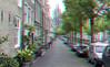 Oude Gracht Delft 3D (wim hoppenbrouwers) Tags: oudegracht delft 3d anaglyph stereo redcyan oudekerk gracht