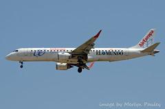 Air Europa EMB190  ec-lco (merlyn.pauley) Tags: madrid madridbarajasairport airport spain aireuropa emb190 eclco elmundo embraer