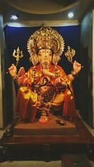 #ganpati bappa morya❤😍😍 (shantanuchitkoti) Tags: ganpati