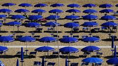 SuMMer TiMe  :)) (carlo612001) Tags: summertime sand color sea holidays beach italia italy spiaggia vacanze colore mare sabbia ombrelloni umbrellas sun sole
