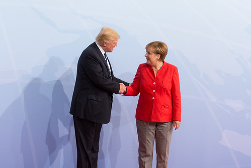 President Trump's Trip to Germany and the G20 Summit