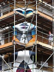 Streetart/graffiti (unusualimage) Tags: unusualimage nottinghill streetart
