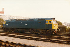 47551 at Bristol (tibshelf) Tags: class47 sulzer brushtype4 47221 bristol