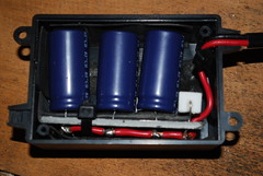 Battery Eliminator in box