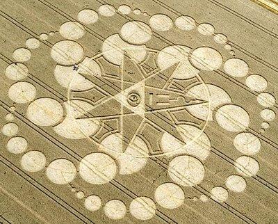 August Crop Circle