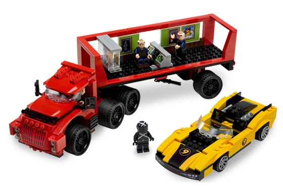 Amazon Lightning Deal 12/17: 8160 Cruncher Block & Racer X