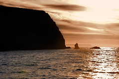 Lovely sunset off Santa Cruz Island (kmanohar) Tags: california sunset usa beautiful spectacular island nationalpark nps unitedstatesofamerica scenic pacificocean nationalparkservice southcoast westcoast channelislands nativeamericans pacificcoast californiacoast santacruzisland cabrillo chumash centralcaliforniacoast santabarbarachannel channelislandsnationalpark beautifulsunset pacificsunset beautifulcalifornia californianatives californiasunset craggycoast juanrodriguezcabrillo chumashindians remoteisland westcoastsunset cinp californiaisland californiaislands californiariviera cabrillocalifornia sceniccalifornia spectacularcalifornia craggysantacruz santacruzislandsunset islandoffcalifornia southerncoastofcalifornia californiachumash californiaindians californianativeamericans