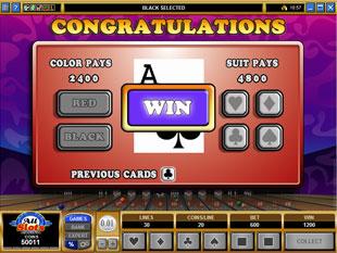 free Bob's Bowling Bonanza gamble bonus game