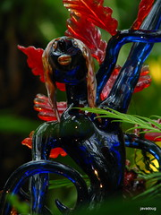 Frabel beauty glass sculpture at Phipps