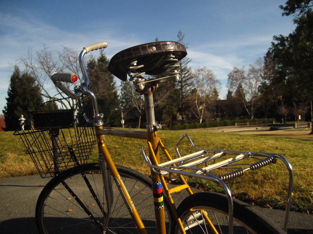 Bike picnic machine